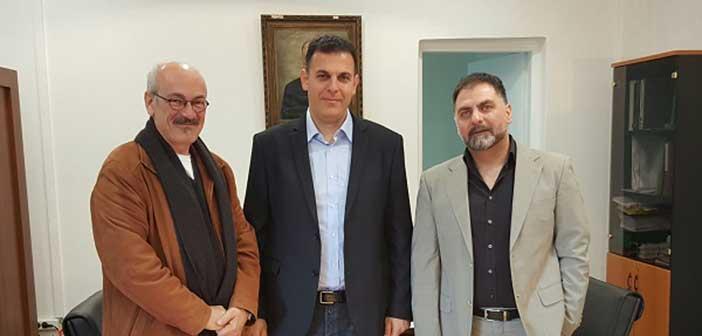 Συνάντηση Γ. Καραμέρου με τους διοικητές Σισμανογλείου – Φλέμινγκ – Παίδων Πεντέλης