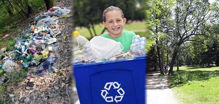 Η ανακύκλωση συσκευασιών δεν είναι «μόδα», αλλά επιβίωση