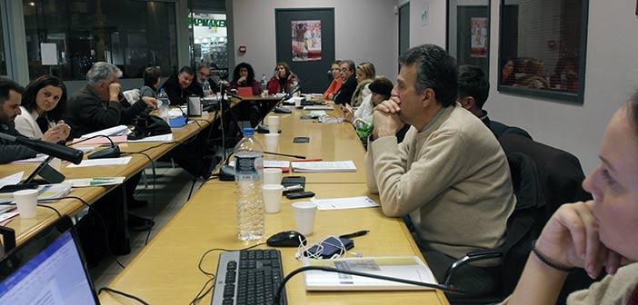 Συνεδρίαση Δημοτικού Συμβουλίου Αγ. Παρασκευής στις 14 Φεβρουαρίου