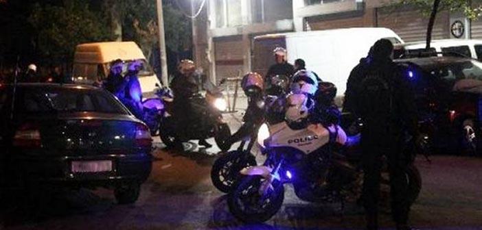 Επίθεση αντιεξουσιαστών κατά αστυνομικών της ομάδας ΔΙ.ΑΣ. στα Εξάρχεια