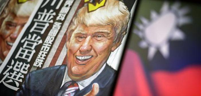 «Βαθιά ανησυχία» από το Πεκίνο για τις δηλώσεις Τραμπ