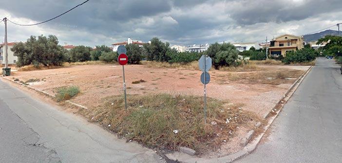 Νέα πλατεία στο Πάτημα Χαλανδρίου από την Περιφέρεια Αττικής