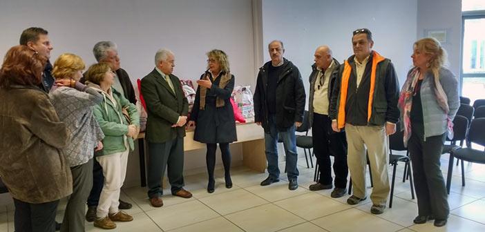 Η παράταξη Αγία Παρασκευή η πόλη μας στηρίζει τις Κοινωνικές Δομές του Δήμου