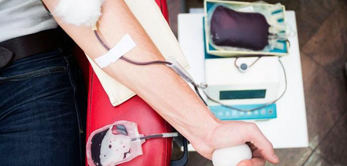 Εθελοντική αιμοδοσία στον Δήμο Βριλησσίων στις 7 Δεκεμβρίου