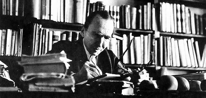 Εκδηλώσεις για τα 60 χρόνια από τον θάνατο του Ν. Καζαντζάκη