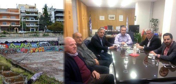 Αναζητείται διαδημοτική λύση για το κολυμβητήριο Αγ. Παρασκευής