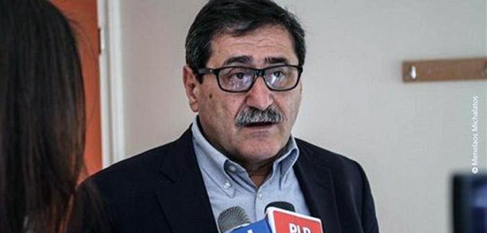 Δ.Σ. Ηρακλείου: Ξεκάθαρο ψήφισμα συμπαράστασης στον Κ. Πελετίδη