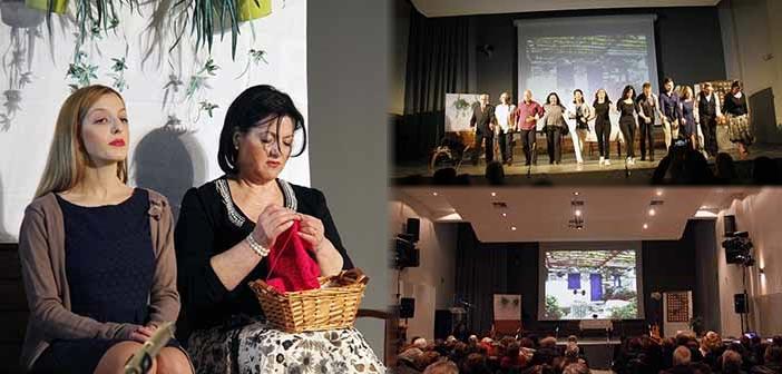 Μεταμόρφωση: Πλήθος θεατρόφιλων στις παραστάσεις «Περιμένοντας τη βροχή»