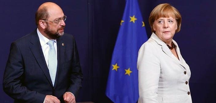 CDU και SPD μάχονται «σώμα με σώμα» στις δημοσκοπήσεις