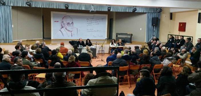 Συνελεύσεις κατοίκων Συνοικισμού για τον συμμετοχικό προϋπολογισμό