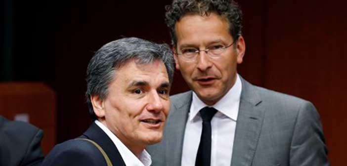 Γ. Ντάισελμπλουμ: Δεν προλαβαίνουμε να κλείσει η αξιολόγηση μέχρι το Eurogroup