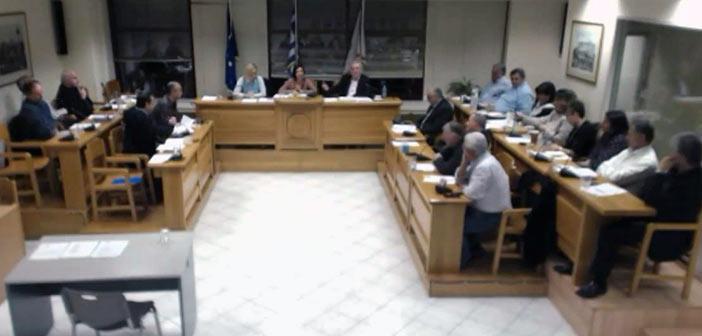 Κατά του «Κλεισθένης Ι» το Δημοτικό Συμβούλιο Μεταμόρφωσης