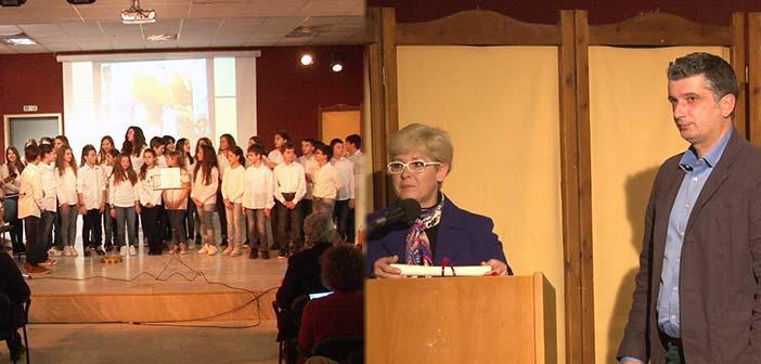 Επιτυχημένη εκδήλωση Παιδείας & Πολιτισμού για τον Καζαντζάκη στα Βριλήσσια