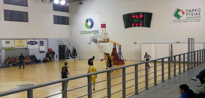 Νέα νίκη για τον πρωτοπόρο ΚΑΟ Μελισσίων στην Α' ΕΣΚΑ Ανδρών