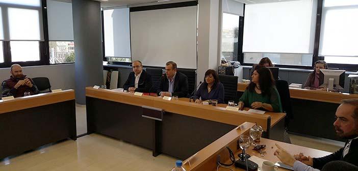 Αναβάλλεται η διπλή συνεδρίαση του Δ.Σ. Ηρακλείου στις 22 Μαρτίου