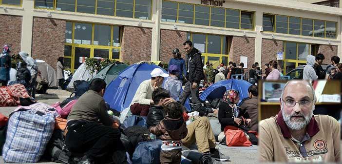 Φιλοξενία προσφύγων στο Μαρούσι ζητεί ο τ. δημ. σύμβουλος Δ. Πολυχρονιάδης