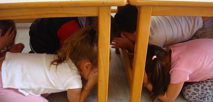 Σεμινάριο εργαζομένων στους Παιδικούς Σταθμούς Αγ. Παρασκευής για την αντισεισμική προστασία