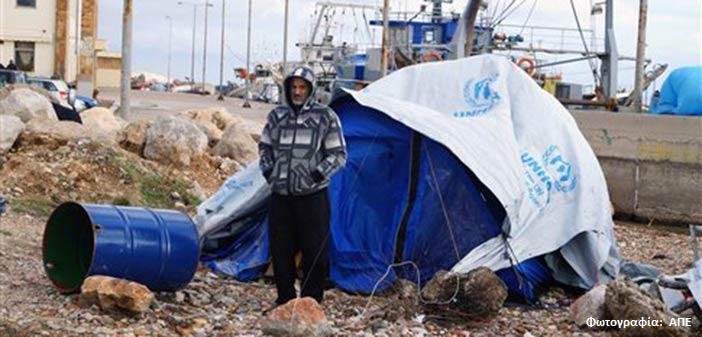 Αυτοπυρπολήθηκε πρόσφυγας στη Χίο