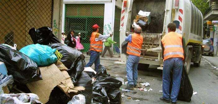 Αποκομιδή απορριμμάτων σε Παπάγο – Χολαργό από Μ. Πέμπτη έως και Τρίτη του Πάσχα