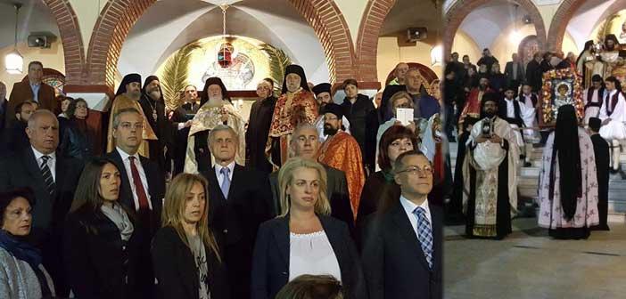 Με λαμπρότητα ο εορτασμός του Αγίου Γεωργίου στη Δ.Κ. Παπάγου