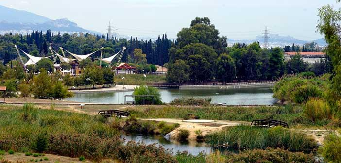 3 εκατ. ευρώ διασφαλίστηκαν από το Πράσινο Ταμείο για έργα αναβάθμισης στο Μητροπολιτικό Πάρκο «Αντώνης Τρίτσης»