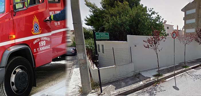 Κατασβέστηκε πυρκαγιά σε αυτοκίνητο στα Μελίσσια