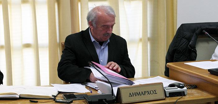 Δ. Στεργίου: Ο Άγγ. Παλαιοδήμος προσαρμόζει την πολιτική του λειτουργία μόνο στο συμφέρον του