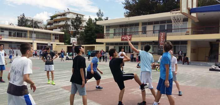 Τουρνουά μπάσκετ 3Χ3 στο Ηράκλειο Αττικής