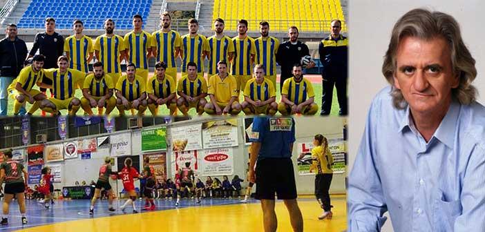 Συγχαρητήρια δημάρχου Ν. Ιωνίας σε αθλητικούς συλλόγους της πόλης