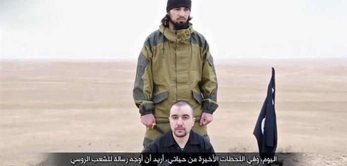 Νέο βίντεο του ISIS με αποκεφαλισμό, αυτή τη φορά Ρώσου αξιωματούχου