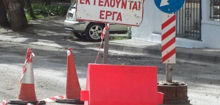 Κλειστή η αριστερή λωρίδα της Λ. Κηφισιάς από Στ. Δέλτα έως 25ης Μαρτίου στις 6 & 7/2 από τις 7:00 έως τις 15:30