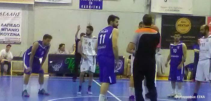Στη Γ' Εθνική μπάσκετ επιστρέψει η ΕΣΚΔ Ν. Ιωνίας