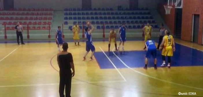 Υπερ-πολύτιμη νίκη του ΑΟΚ Χαλανδρίου στον Γέρακα, επί του Κρόνου, με 53-63