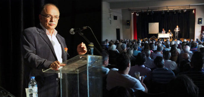 Δ. Παπαδημούλης: Χρειάζεται αναπτυξιακό σχέδιο «made in Greece»