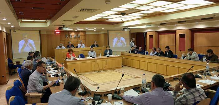 Συνεδρίαση Διοικητικού Συμβουλίου ΚΕΔΕ την Τρίτη 7 Νοεμβρίου