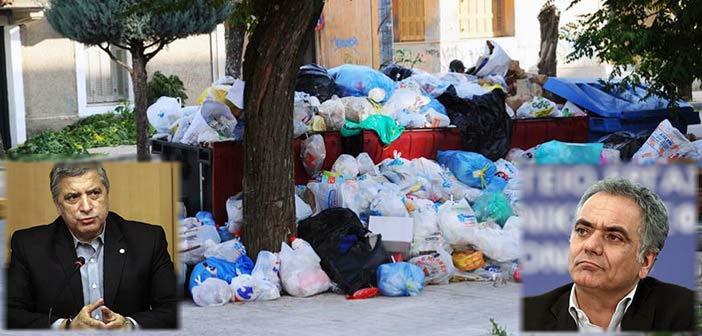 Γ. Πατούλης: Οι ευθύνες για τα σκουπίδια στις πόλεις μας έχουν «ονοματεπώνυμο»