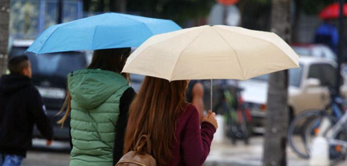 Βροχές και καταιγίδες από την Κυριακή