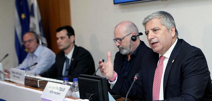 «Αποκέντρωση» των επενδυτικών πόρων ζητεί το CEMR από τη Χίο