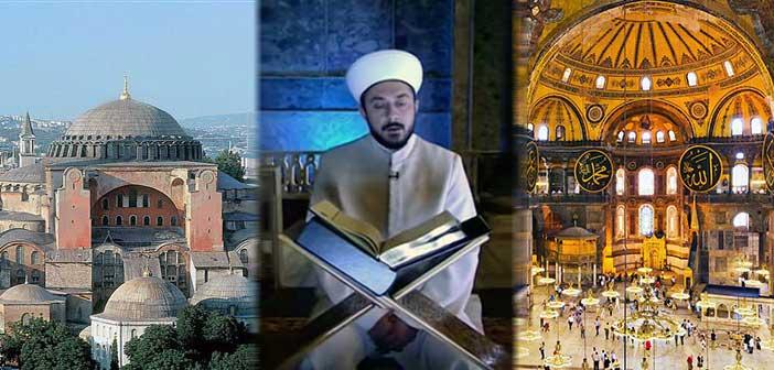 Παρέμβαση της UNESCO για την ανάγνωση του Κορανίου στην Αγία Σοφία