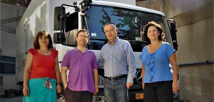 Η ΑΛΛΗΛΟΝnet στηρίζει έμπρακτα τον ΔΟΚΜΕΠΑ του Δήμου Παπάγου – Χολαργού