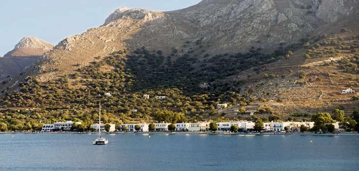 Η μικρή Τήλος «το πρώτο ενεργειακά αυτόνομο νησί της Μεσογείου»
