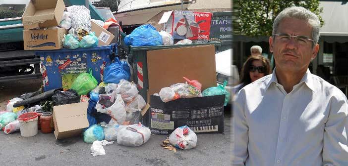 Μ. Καρπέτας: Ο Δήμος προσπαθεί ν' αποτρέψει τους κινδύνους για τη δημόσια υγεία