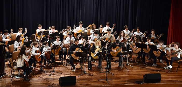 Ολοκληρώθηκε η «μουσική» χρονιά για το Δημοτικό Ωδείο Πεύκης
