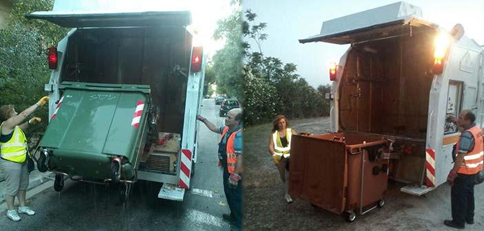 Ολοκληρώνεται ο 2ος κύκλος πλύσης κάδων απορριμμάτων στα Βριλήσσια