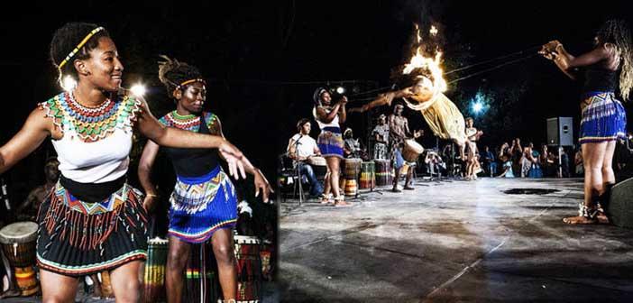 Τις «Νύχτες Αλληλεγγύης» φώτισαν τα «παιδιά της Αφρικής»