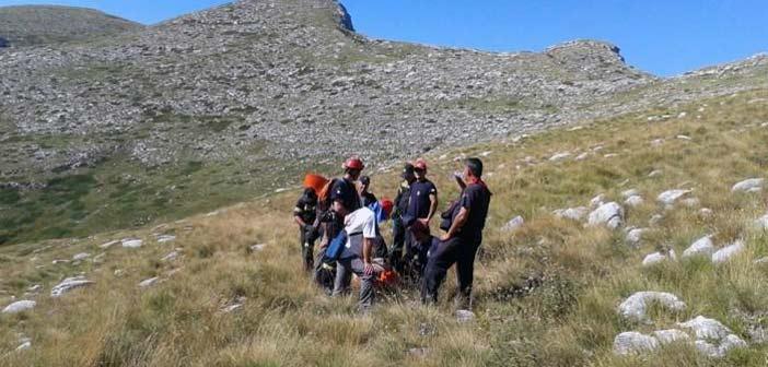 Εύβοια: Νεκρός σε γκρεμό 21χρονος ορειβάτης