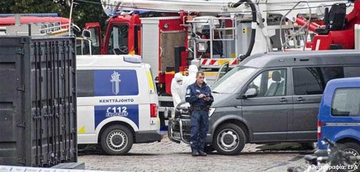 Φινλανδία: Σύλληψη άλλων δύο υπόπτων για την επίθεση με μαχαίρι στο Τούρκου
