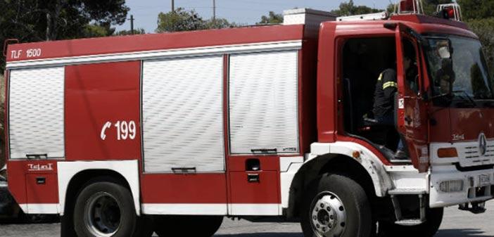 Λέσβος: Δύο νεκροί από πυρκαγιά σε κατοικία