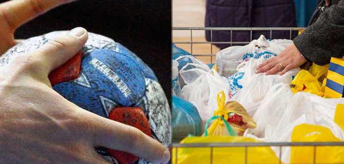 Αθλητική δράση συγκέντρωσης προϊόντων για το Κοινωνικό Παντοπωλείο Βριλησσίων