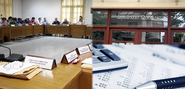 Δήμαρχος Πεντέλης: Ο Δήμος από οικονομικής πλευράς «πατά πλέον στα πόδια του»